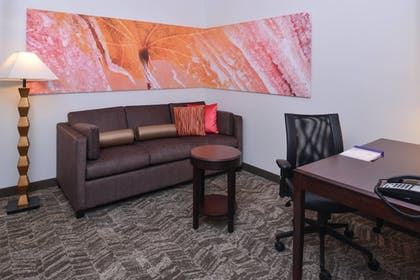 Guestroom | Springhill Suites by Marriott Oklahoma City Airport