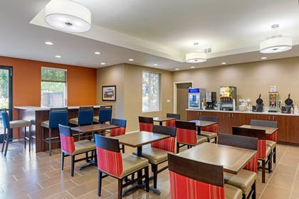 Breakfast Area | Comfort Inn & Suites near Ontario Airport