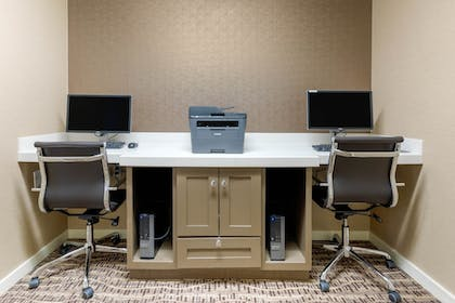 Business Center | Comfort Inn & Suites near Ontario Airport