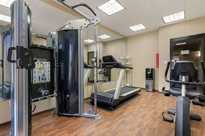 Fitness Facility | Comfort Inn Port Arthur
