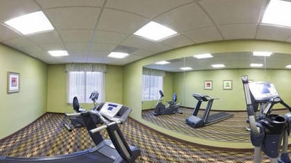 Fitness Facility | Holiday Inn Express & Suites - Thornburg, S. Fredericksburg