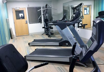 Fitness Facility | Holiday Inn Express & Suites Austin NE - Hutto