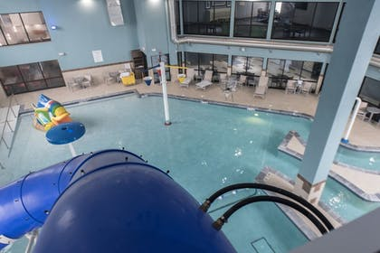 Waterslide | Holiday Inn Express Hotel & Suites in North East (Erie)