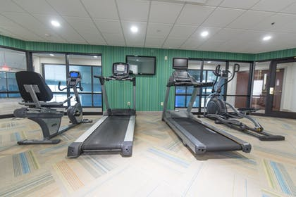 Fitness Facility | Holiday Inn Express Hotel & Suites in North East (Erie)
