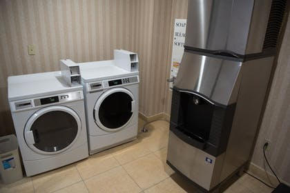 Laundry Room | Holiday Inn Express Hotel & Suites in North East (Erie)