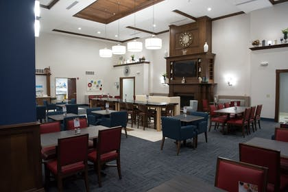 Breakfast Area | Holiday Inn Express Hotel & Suites in North East (Erie)