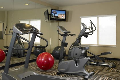 Fitness Facility | TownePlace Suites Harrisburg Hershey