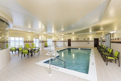 Sports Facility   SpringHill Suites Marriott Midland