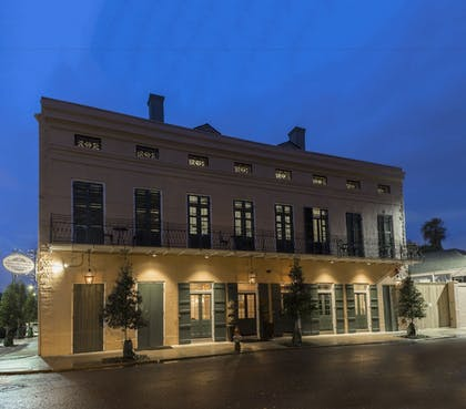 Hotel Front - Evening/Night | Royal Frenchmen Hotel and Bar