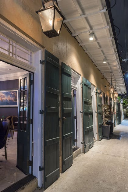 Exterior | Royal Frenchmen Hotel and Bar