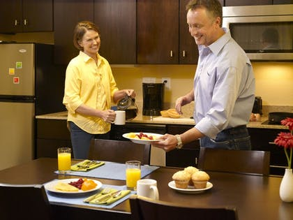 In-Room Kitchen | TownePlace Suites Charleston Mt. Pleasant