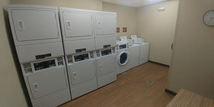Laundry Room | TownePlace Suites Charleston Mt. Pleasant
