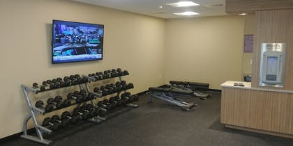 Fitness Facility | TownePlace Suites Charleston Mt. Pleasant