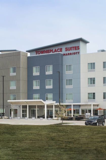 Exterior | TownePlace Suites by Marriott Austin Round Rock