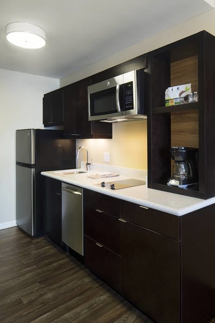In-Room Kitchenette | TownePlace Suites by Marriott Austin Round Rock