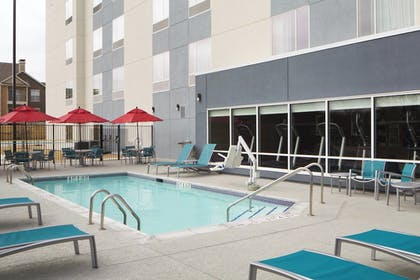Outdoor Pool | TownePlace Suites by Marriott Austin Round Rock