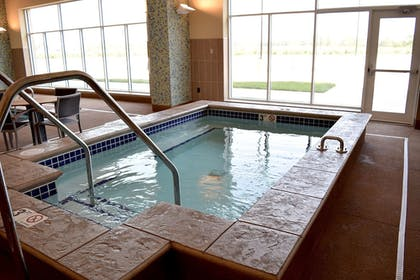 Indoor Spa Tub | Rhythm City Casino and Resort
