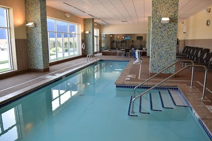 Indoor Pool | Rhythm City Casino and Resort