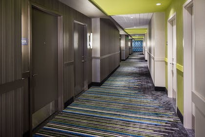 Hallway | Rhythm City Casino and Resort