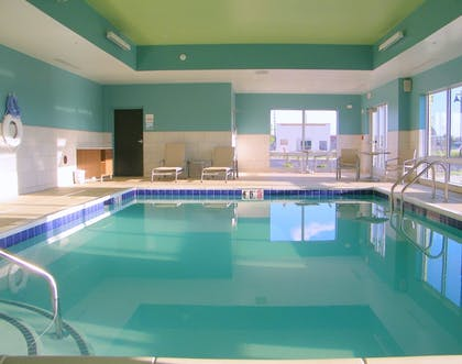Indoor Pool | Holiday Inn Express & Suites Indianapolis NW - Zionsville