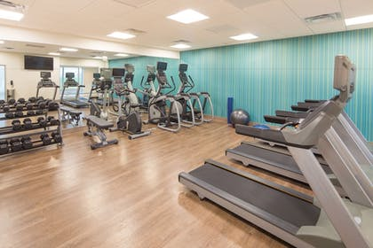 Fitness Facility | Holiday Inn Express & Suites Indianapolis NW - Zionsville