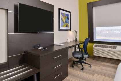 In-Room Amenity | Holiday Inn Express & Suites Kansas City - Lee's Summit