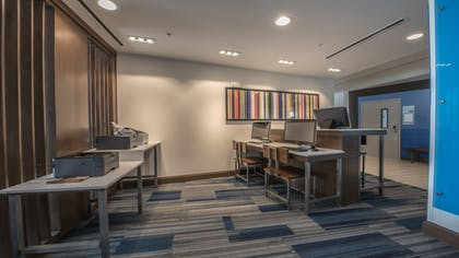 Business Center | Holiday Inn Express & Suites-Dripping Springs - Austin Area