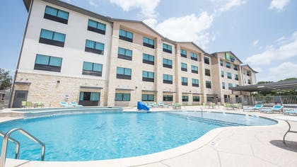 Pool | Holiday Inn Express & Suites-Dripping Springs - Austin Area