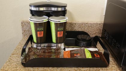 In-Room Coffee | Cobblestone Hotel & Suites - Gering/Scottsbluff