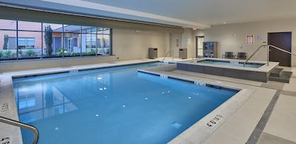 Indoor Pool | Hyatt Place Eugene / Oakway Center