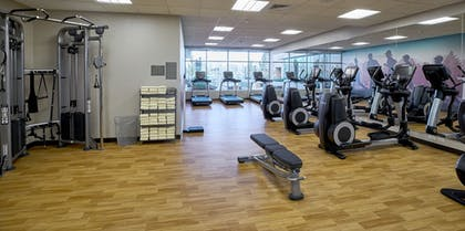 Gym | Hyatt Place Eugene / Oakway Center