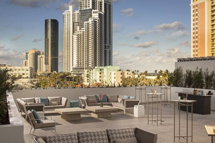 Property Grounds | Residence Inn by Marriott Miami Sunny Isles Beach