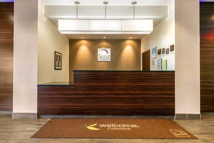 Reception | Sleep Inn & Suites