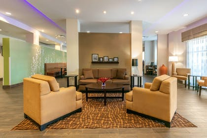 Lobby Sitting Area | Sleep Inn & Suites