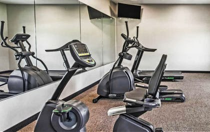 Gym | Sleep Inn & Suites