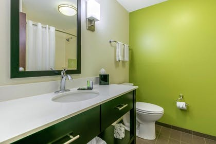 Bathroom | Sleep Inn & Suites