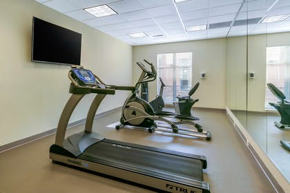 Fitness Facility | Sleep Inn & Suites
