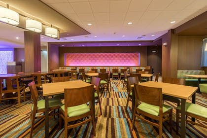 Breakfast Area | Fairfield Inn & Suites by Marriott Asheville Tunnel Road