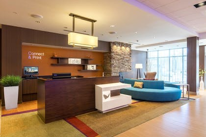 Business Center | Fairfield Inn & Suites by Marriott Asheville Tunnel Road