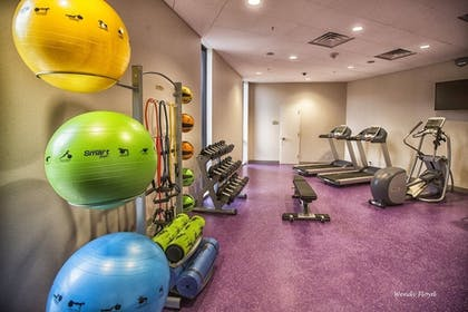 Gym | The Fredonia Hotel and Convention Center