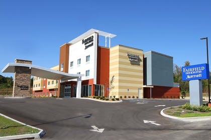Hotel Front | Fairfield Inn & Suites by Marriott London