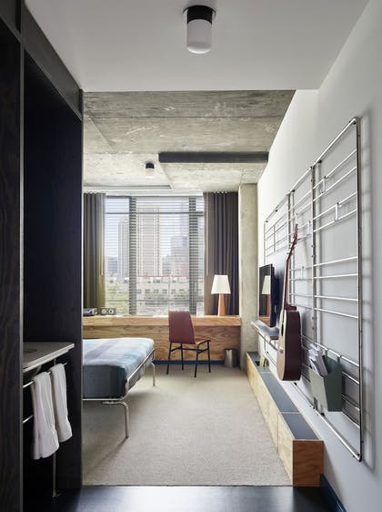 Guestroom | Ace Hotel Chicago