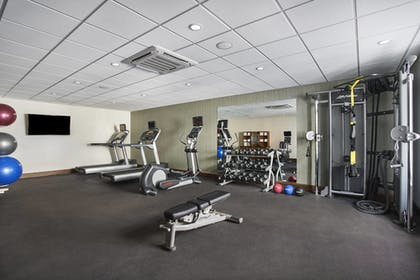 Sports Facility | Residence Inn by Marriott Wilmington Downtown