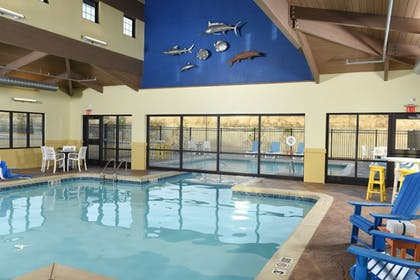 Indoor Pool | Stoney Creek Hotel & Conference Center