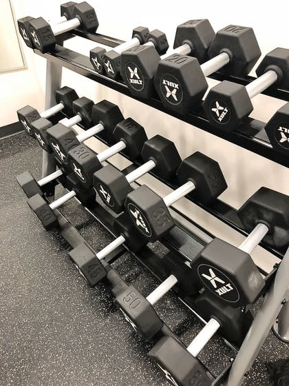 Fitness Facility | Stoney Creek Hotel & Conference Center