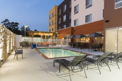 Sports Facility | Fairfield Inn & Suites by Marriott West Monroe