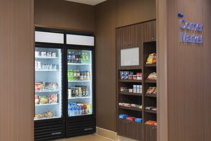 Snack Bar | Fairfield Inn & Suites by Marriott West Monroe