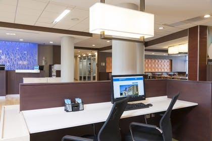 Business Center | Fairfield Inn & Suites by Marriott West Monroe