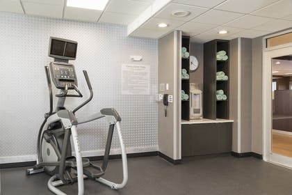 Fitness Facility | Fairfield Inn & Suites by Marriott West Monroe