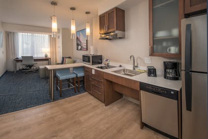 | Suite, 1 Bedroom | Residence Inn by Marriott Baltimore at The Johns Hopkins Medical Campu